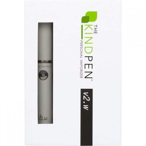 The Kind Pen v2.w rechargable vape for concentrates.