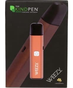 The Kind Pen Weezy Dab Pen for dabs, concentrate, shatter, and wax.