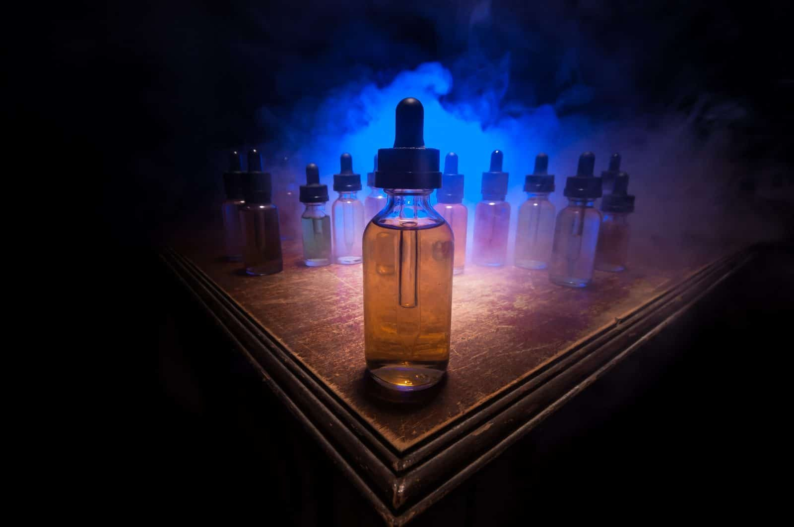 The Kind Pen vape e-liquid